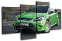 Ford Focus RS Cars - 13-2355(00B)-MP04-LO